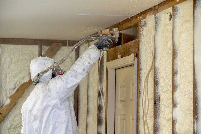 Spray Foam Insulation Cincinnati | Save Up to 40% On Energy Costs