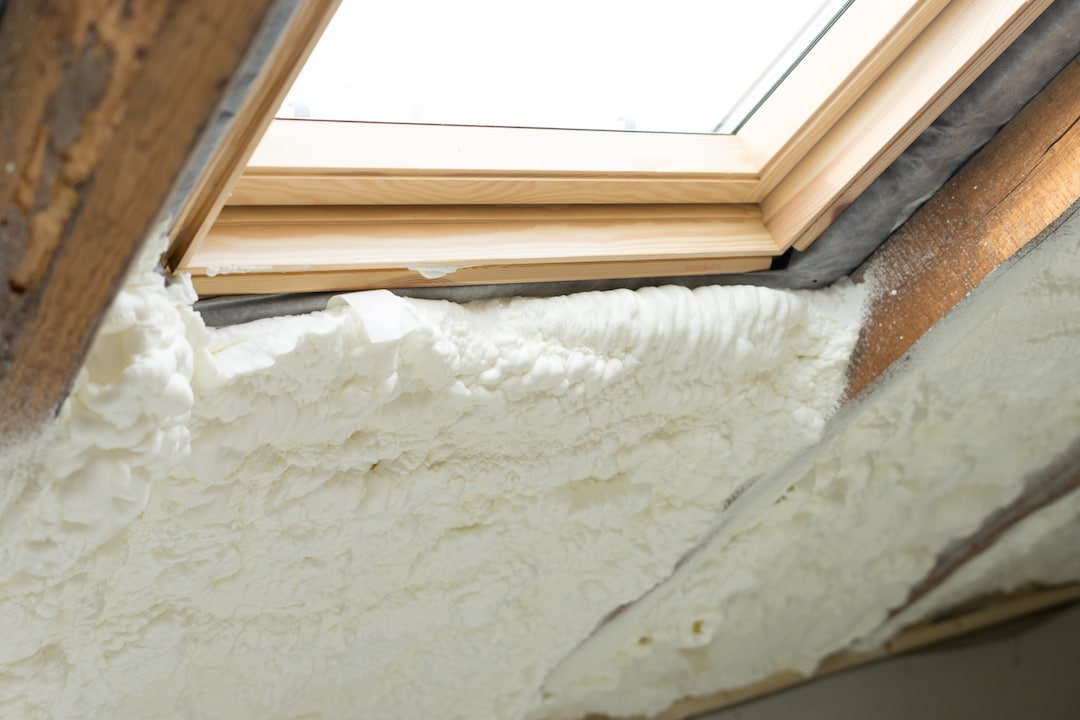 Spray Foam Insulation Installation Service Cincinnati