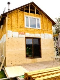 Spray Foam Insulation Cincinnati Existing Home 06