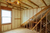 Spray Foam Insulation Cincinnati New Construction