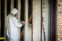 Spray Foam Insulation Contractors Cincinnati OH