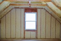 Spray Foam Insulation New Installation Cincinnati