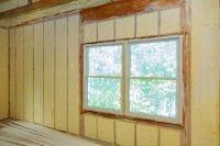 Spray Foam Insulation New Installation Cincinnati Ohio
