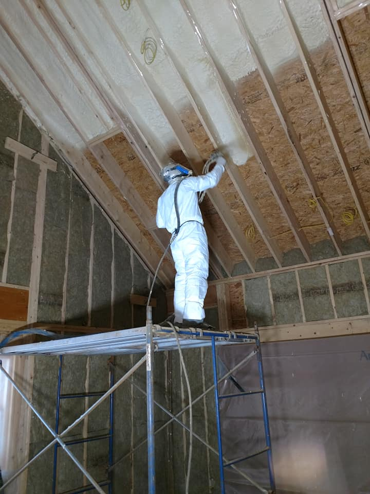Foam Insulation Cincinnati Residential And Commercial