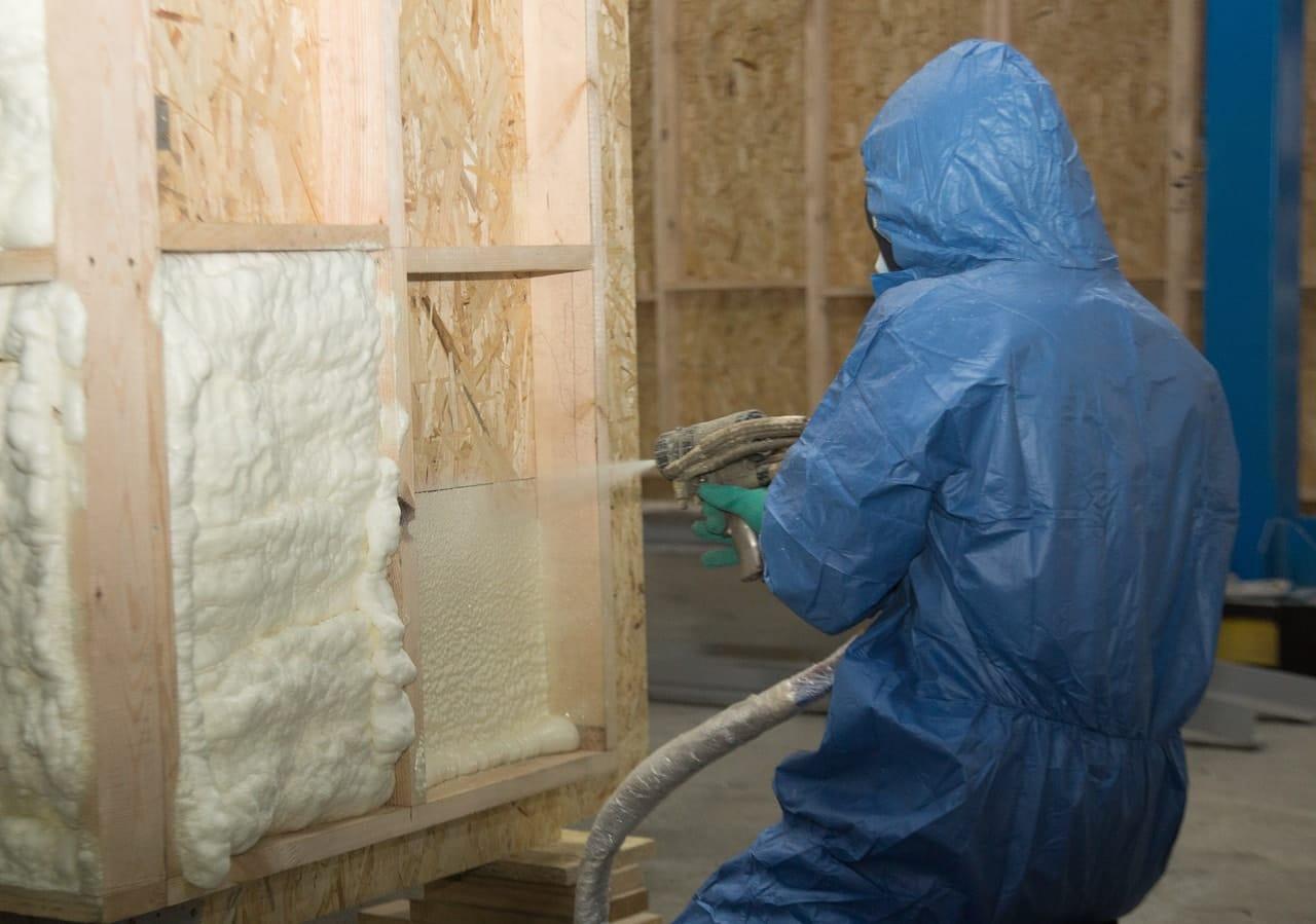 Commercial Spray Foam Insulation Cincinnati