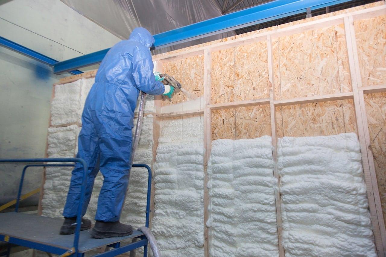 Commercial Spray Foam Insulation Installer Cincinnati