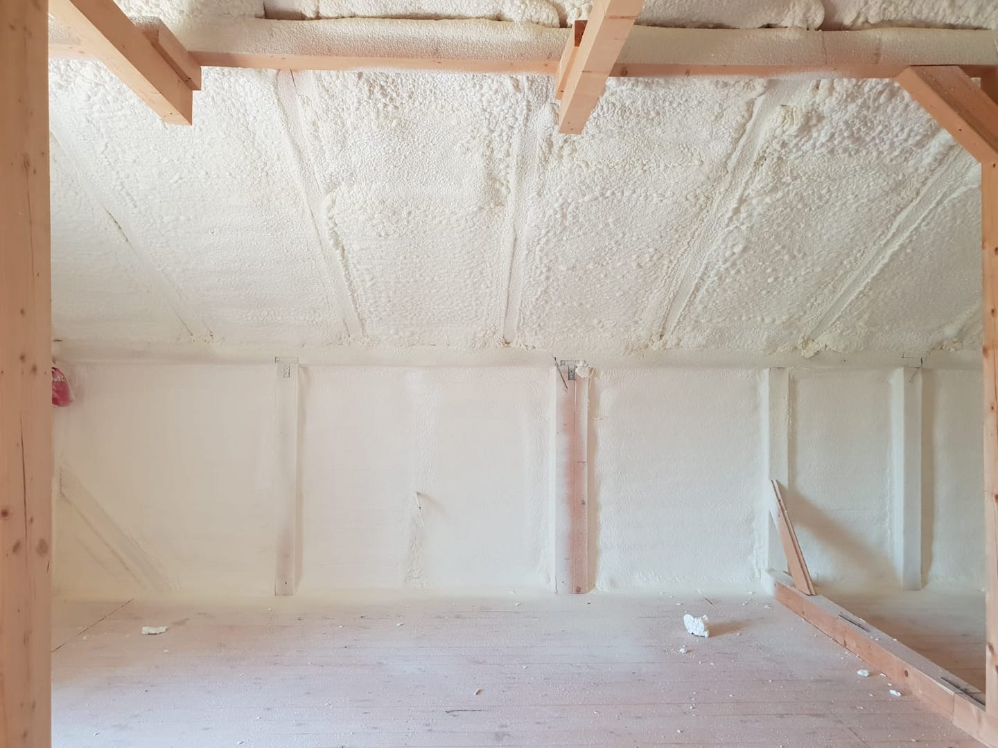Residential Closed Cell Foam Insulation Cincinnati 01