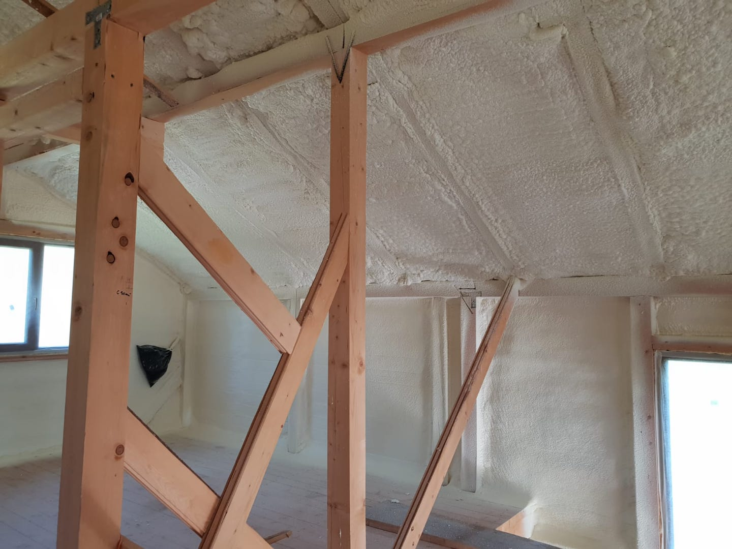 Residential Closed Cell Foam Insulation Cincinnati 02