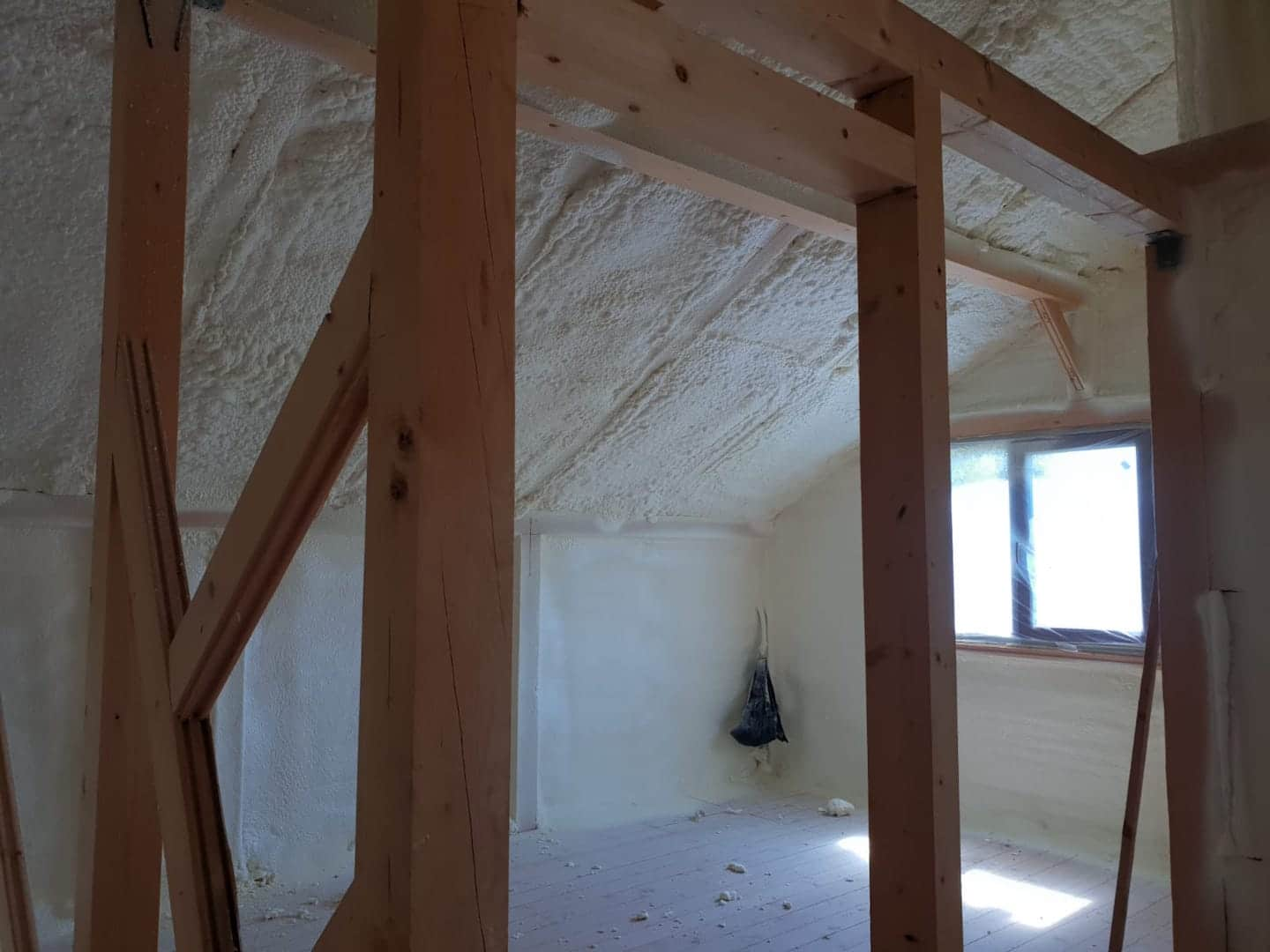 Residential Closed Cell Foam Insulation Cincinnati 03